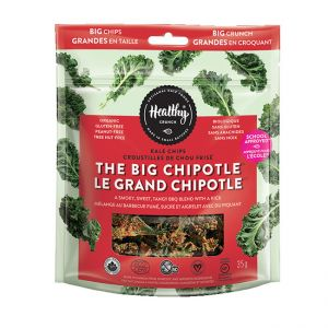 The Big Chipotle Kale Chips