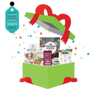 Health & Beauty Christmas Hamper Box
