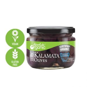 Organic Whole Greek Kalamata Olives