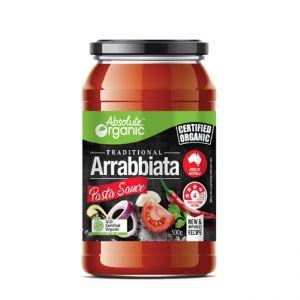Organic Arrabbiata Pasta Sauce