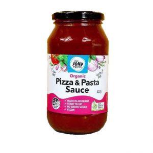 Organic Pizza & Pasta Sauce