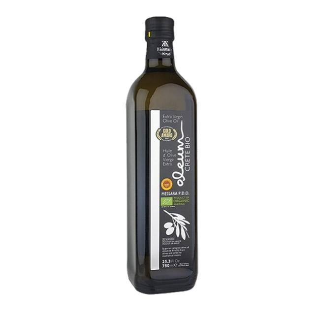 Organic Cretan Greek Extra Virgin Olive Oil