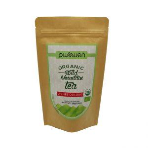Organic Wild Mountain Tea - Lychee Oolong
