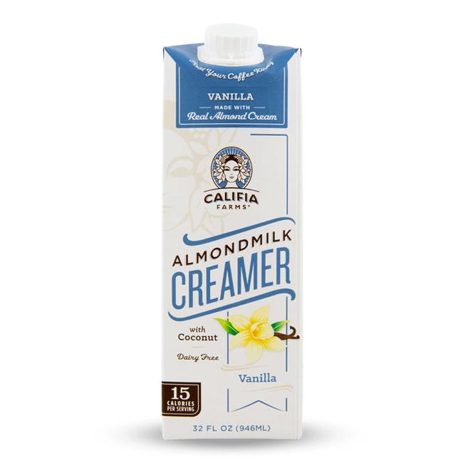 Creamer Vanilla Almondmilk