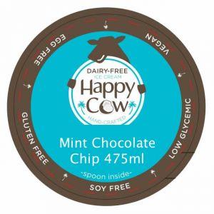 Happy Cow Non-Dairy Chocolate Ice Cream Goodees Macau