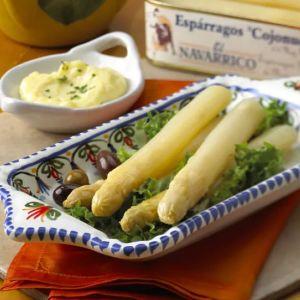 Artisan White Asparagus from Spain P.D.O