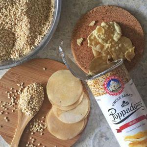 Poppadoms Original Lentil Chips