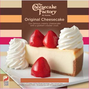 "6"" Original Cheesecake"