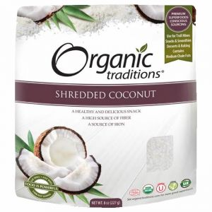 Organic Traditions Dark Chia Seeds 有機奇亞籽 - Goodees - Macau