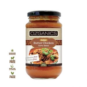 Organic Butter Chicken Curry