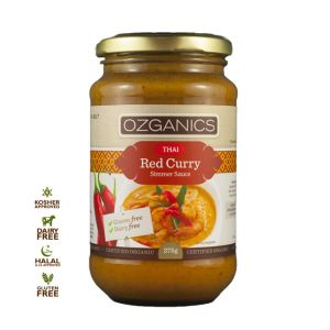Organic Thai Red Curry