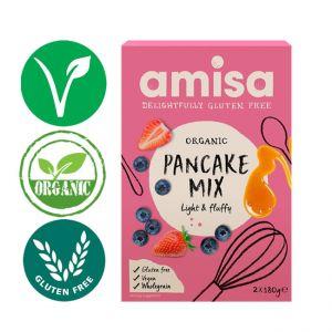 Organic Gluten Free Pancake Mix