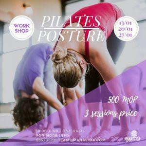 Pilates & Posture Workshop