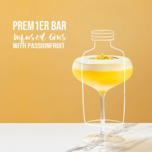 Passionfruit Infused Gin