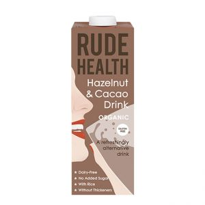 Organic Hazelnut & Cacao Milk