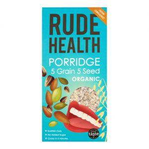 Organic 5 Grain 5 Seed Porridge