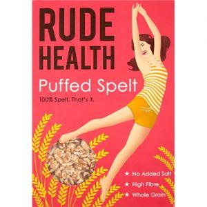 Puffed Spelt