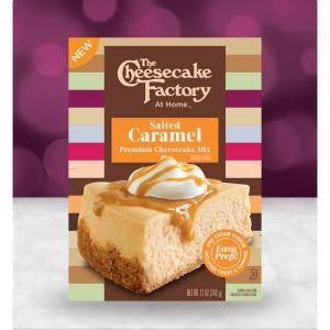 "6"" Salted Caramel Cheesecake"