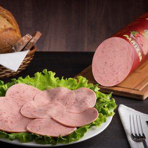 Sliced Premium Pariser Large Sausage