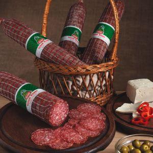 Sliced Crudo Milano Salami