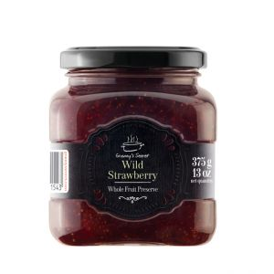 Wild Strawberry Fruit Preserve