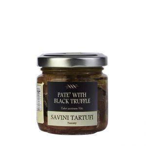 Black Truffle Pate