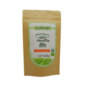 Organic Wild Mountain Tea - Tropical Sunset