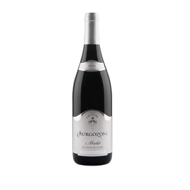 Merlot 2016. Bulgarian Wine