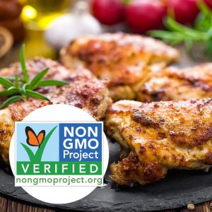Hormone FREE Natural Chicken Thigh