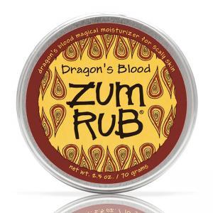 Zum Rub – Dragon's Blood Infused Organic sunflower oil Moisturizer