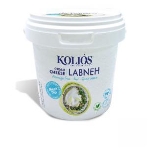 Greek Labneh Cream Cheese