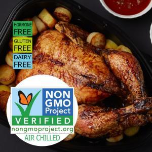 Hormone Free  Whole Chicken
